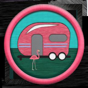 Our custom design process - happy camper