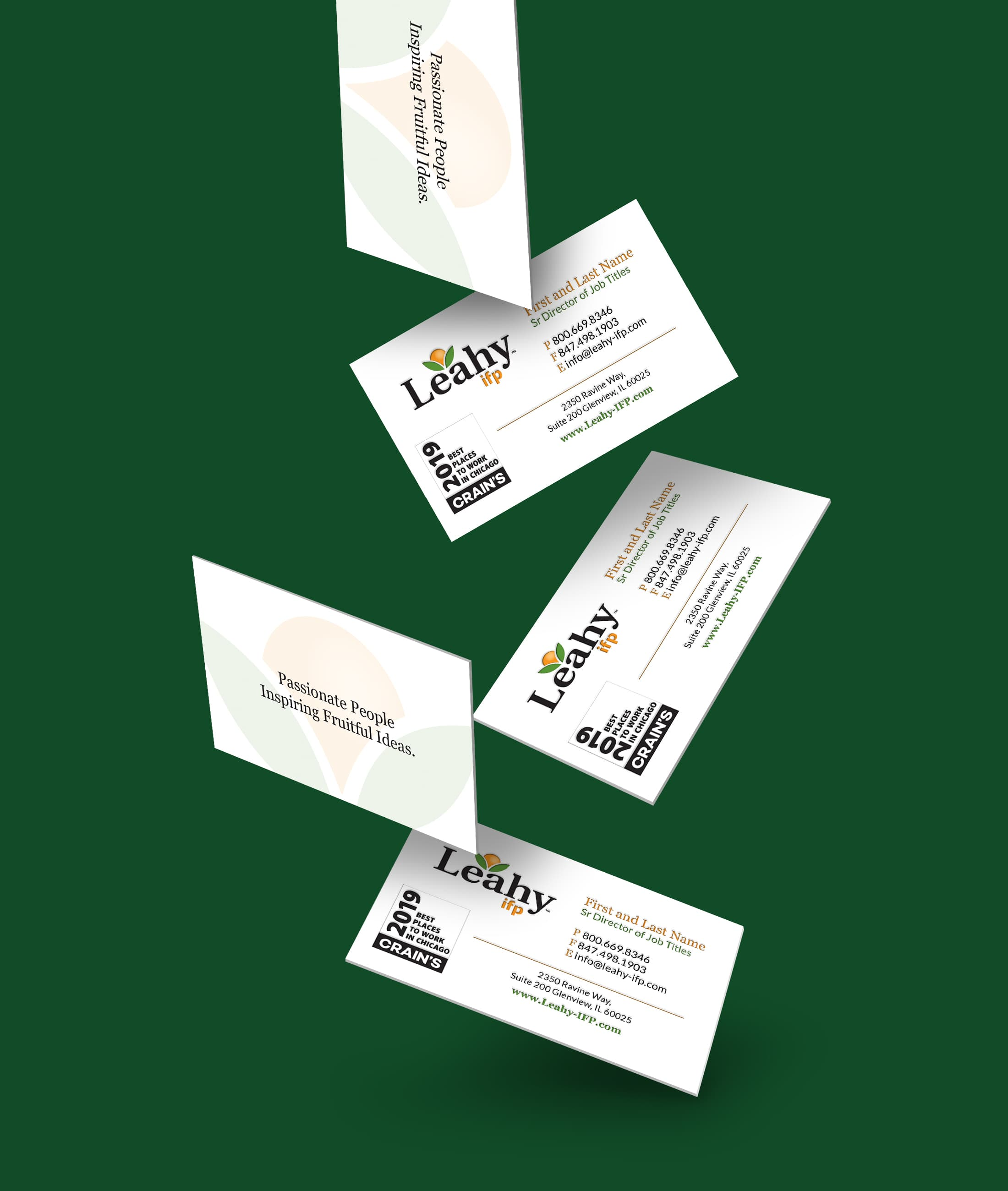 The Adventure Agency | Branding and Print Collateral Design