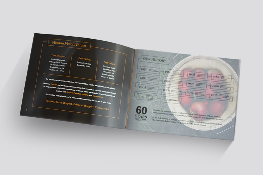 The Adventure Agency | Brochure Design