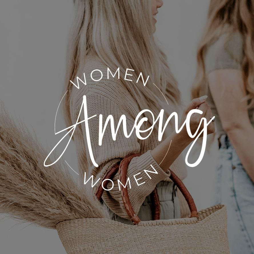 Women among women custom logo