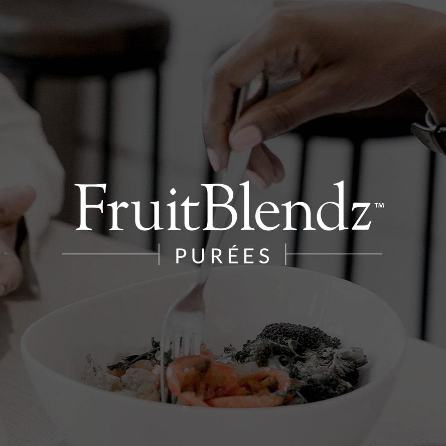 Fruit Blendz Purees Custom Design