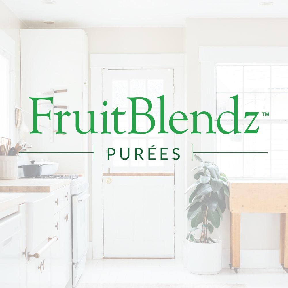 FruitBlendz Logo Design
