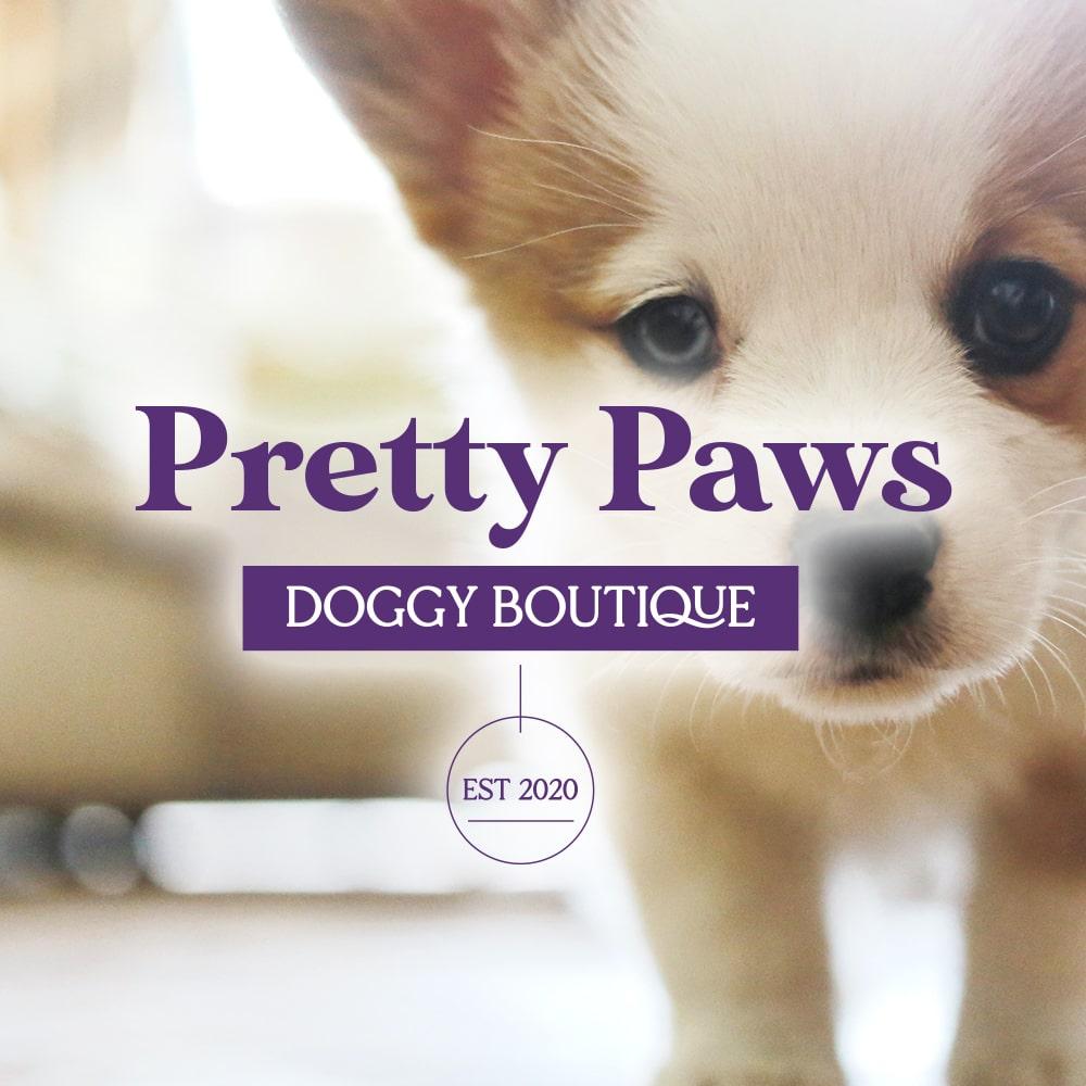 Pretty Paws Logo Development