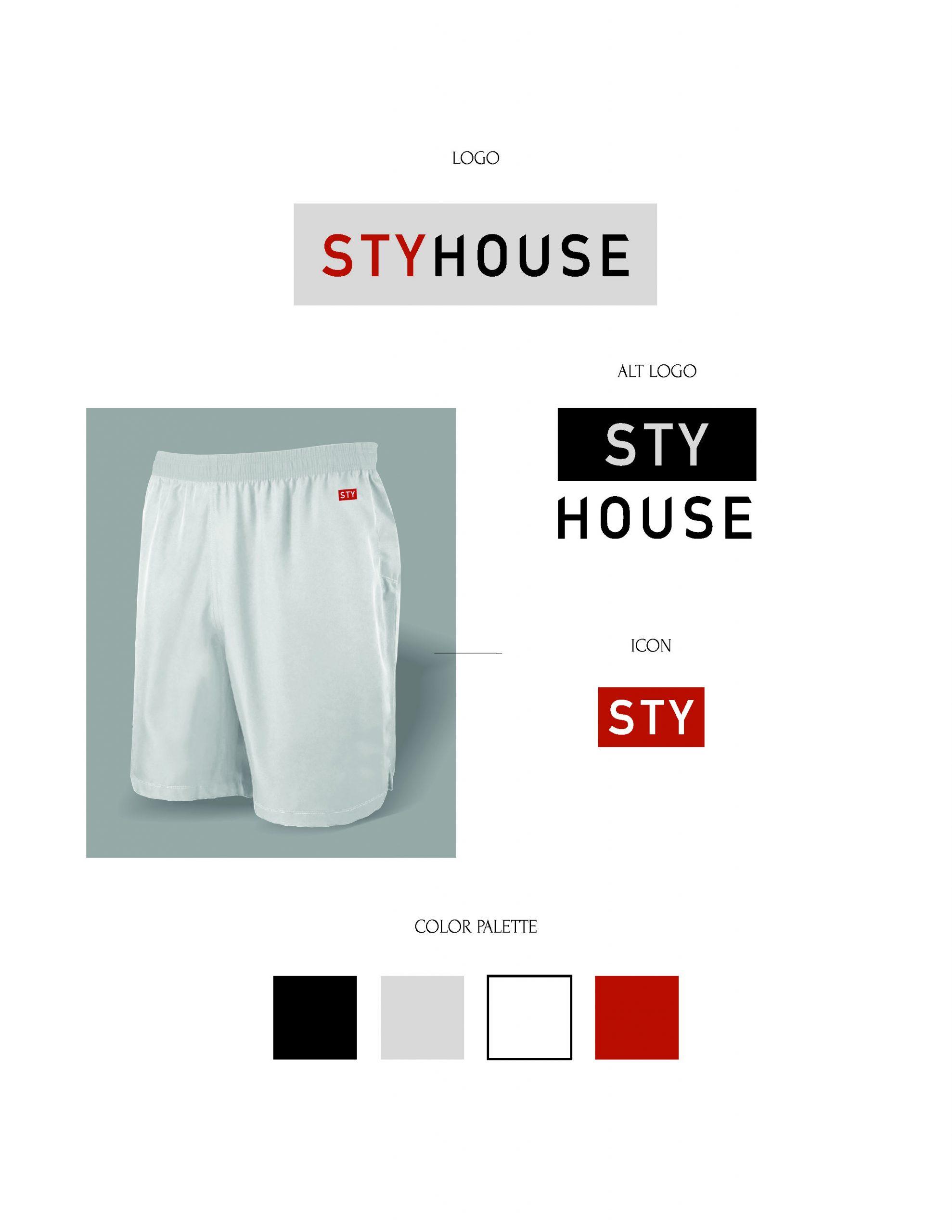 STY House Custom Brand Board