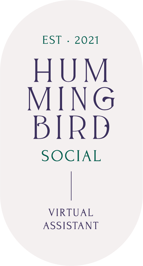 Hummingbird Social Brand and Logo 4