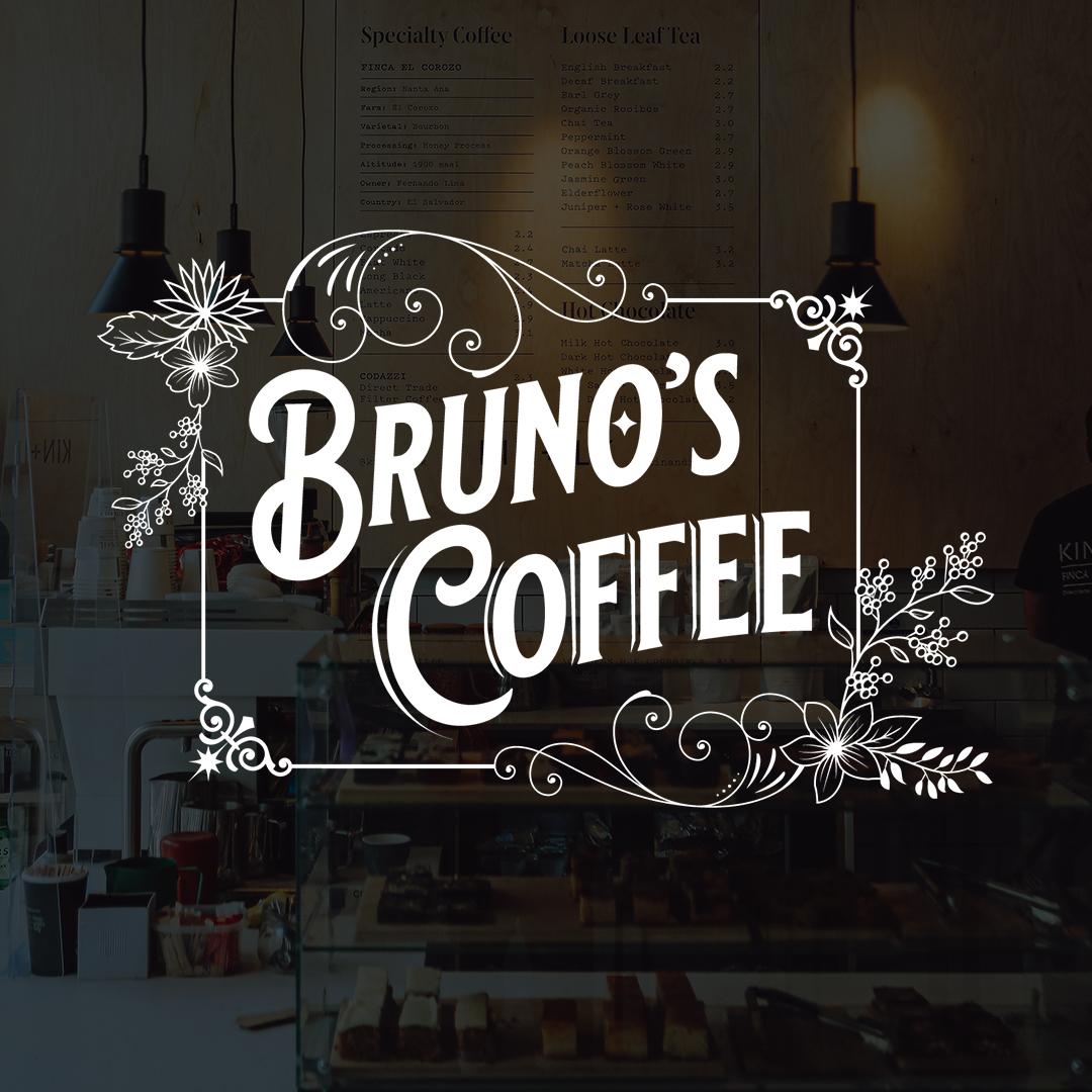 Brunos-Coffee-branding-logo