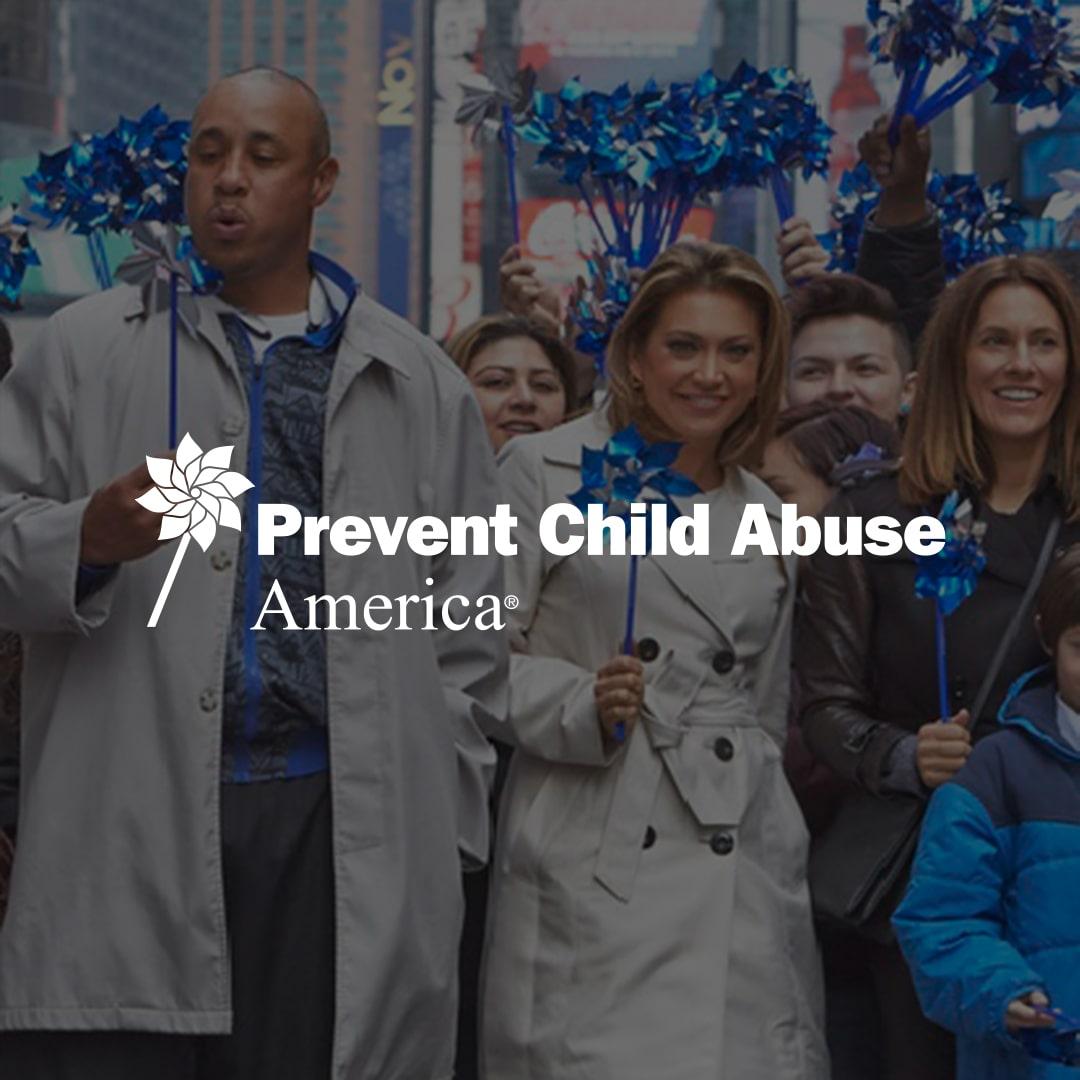 Prevent Child Abuse America Branding