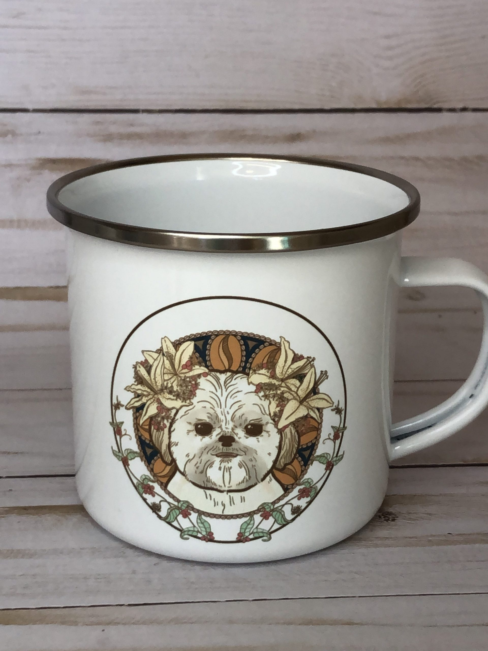 Bruno's Coffee Cup